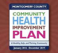 Community Health Improvement Plan button