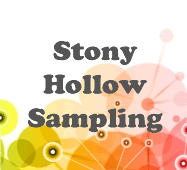Stony Hollow Sampling button