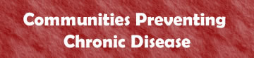 Communities Preventing Chronic Disease image