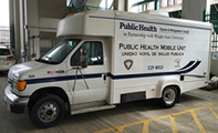Mobile HIV/AIDS Testing