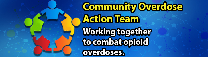 Community Overdose Action Team banner