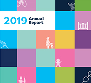 2018 Annual Report button