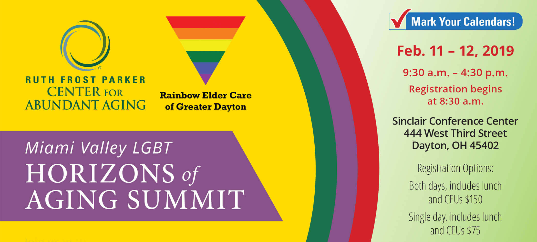 Miami Valley LGBT - HORIZONS of AGING SUMMIT