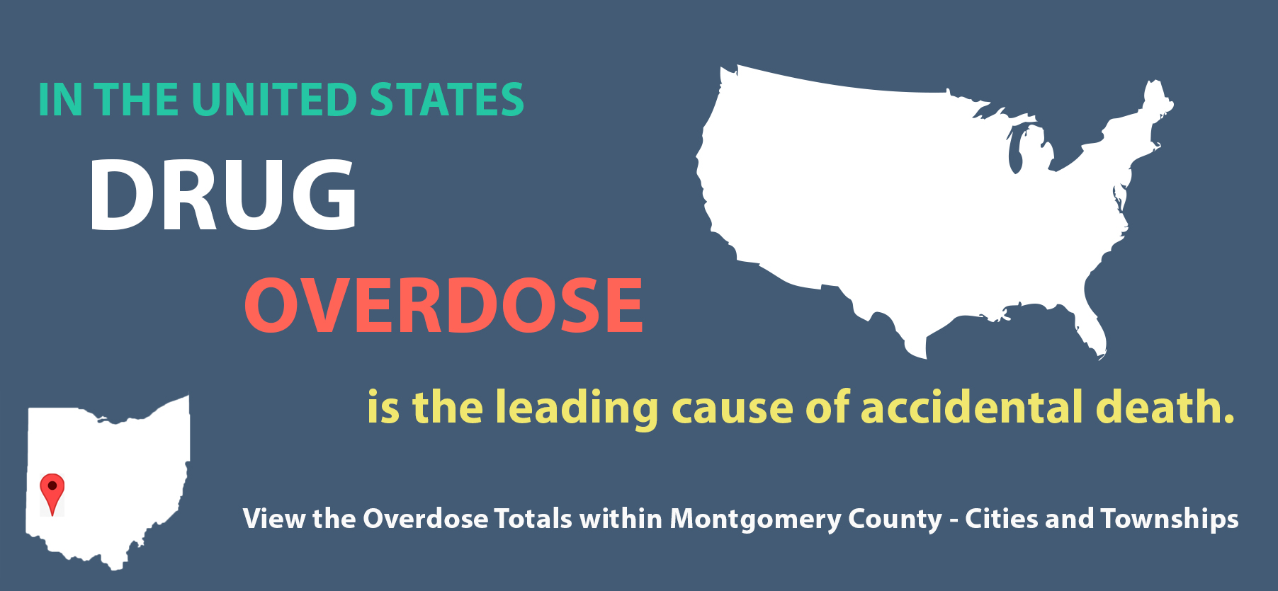 Accidental Overdose Death Totals